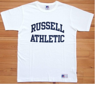 RUSSELL ATHLETIC / BOOKSTORE JERSEY S/S TEE