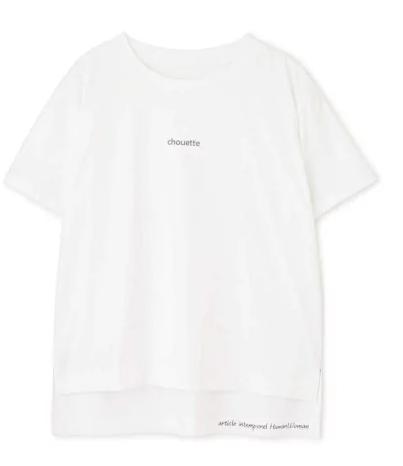 G線上のあなたと私 波瑠(小暮也映子役)の着用Tシャツ
