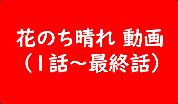花のち晴れ 動画(1話~最終話)