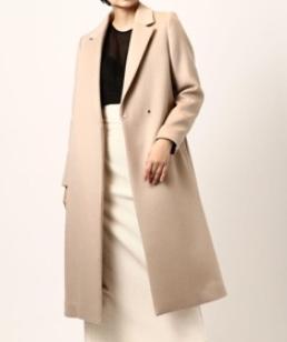 NINE(ナイン) Wool Long Chester Coat