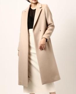 Wool Long Chester Coat(NINE)