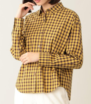 MACKINTOSH PHILOSOPHY コットンブロードシャツ