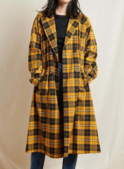 E53401|#LOOK #DRAMA|Coat[BEATRICE]