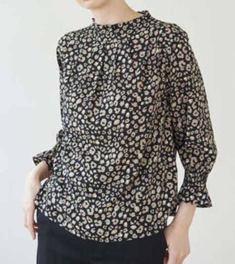 E13416|Blouse[BEATRICE]
