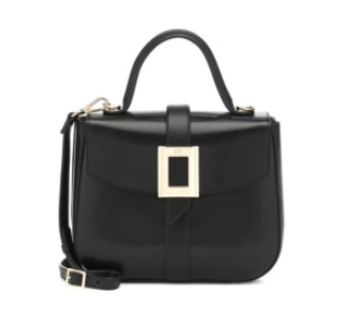 Roger Vivier / Beau Vivier leather shoulder bag