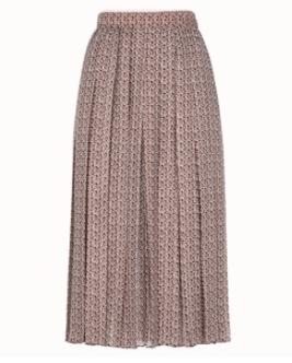 FENDI モノグラムスカート